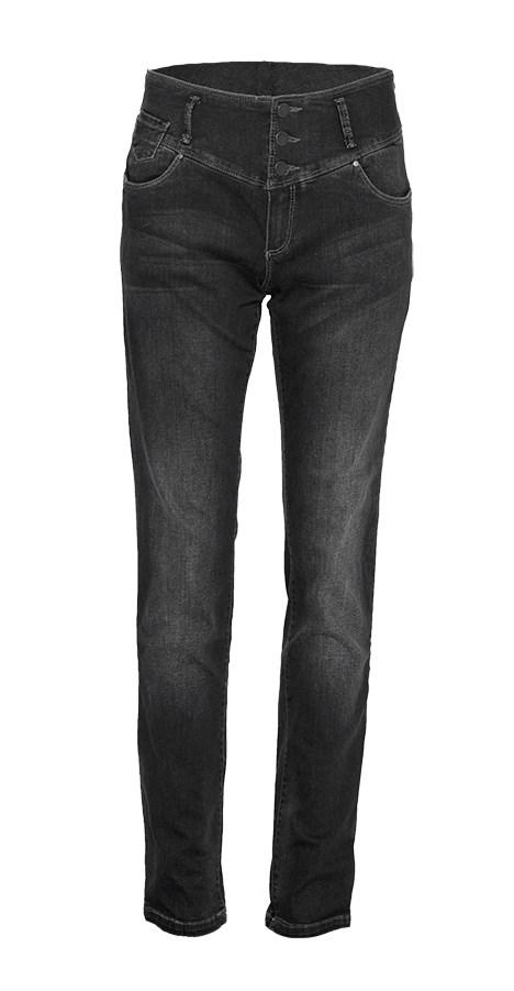 Friendtex Flora Jeans Black
